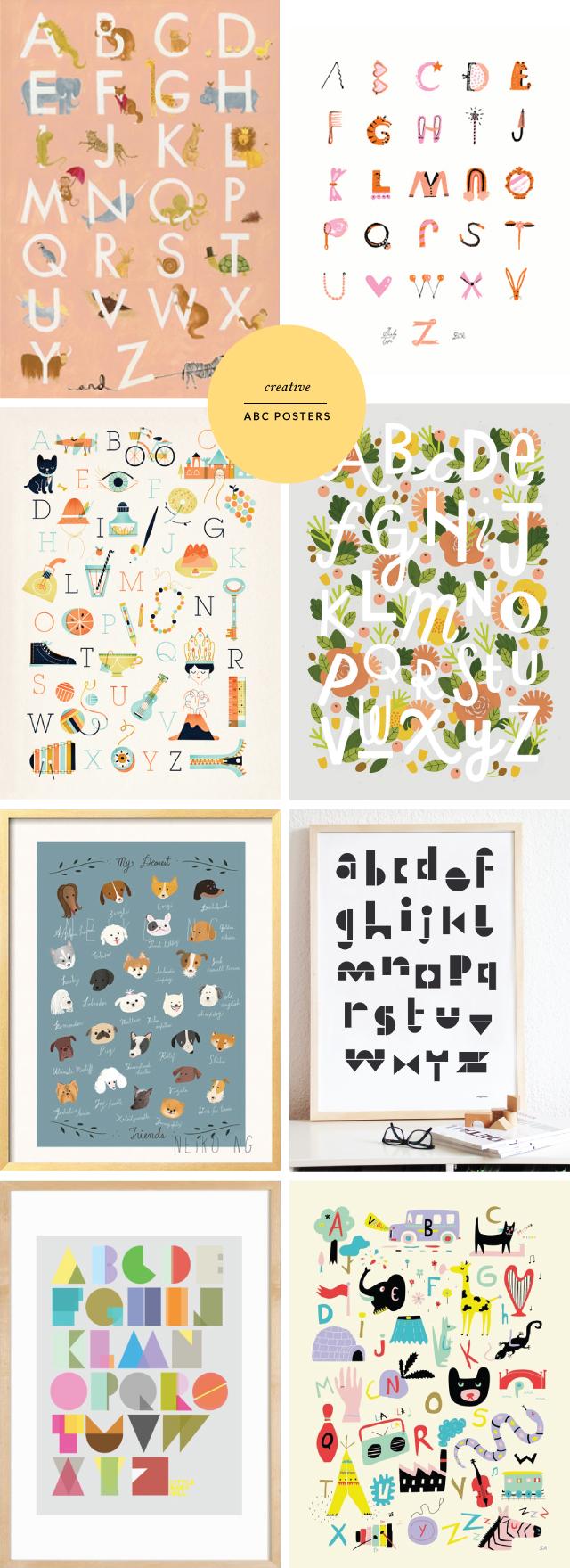 alphabet-posters
